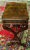 Sensational Biedermeier style  Work Table/console