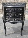 AMAZING French Directoire style side table commode