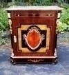 PERFECT LOUIS XV Style marble top Commode credenza