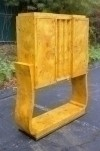 WONDERFUL Elm wood Art Deco style Elm wood Bar/cainet