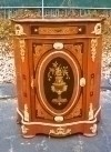 Luxurious French LOUIS XV Style Marquetry Commode