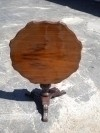 1930s Quality Tilt Top English Mahogany table