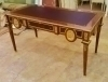 in 10 weeks Bronze ornate NAPOLEON Desk Writing Table