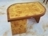 in 11 weeks Superb Art Deco forms large side table