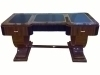 IN 8 WEEKS VERY BEST Art Deco style Makassar  Desk