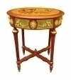 in 6 weeks bronze ornate Louis XV style side table