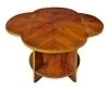 Originally Shaped large Art Deco Style center Table