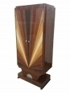 in 8 weeks Fabulous Art Deco style cabinet/bar