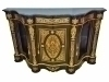 Quality Fine Louis XV Boulle Credenza sideboard