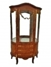 Classic Louis Style Vitrine Curio Display China Cabinet