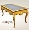 Absolutely stunning MapleLouis XV style writing desk