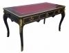 in 10 weeks Quality Louis XV Style black writing Desk