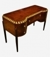 top quality Ruhlman Art Deco style Walnut Desk