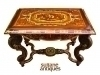 ROYAL KILLER!! Louis XVI Style Marquetry Table
