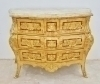 Louis XV Style Bombe Commode Chest of Drawer
