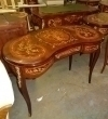 special for Ladies Awesome Louis XV Kidney shaped desk