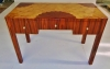 in 6 weeks SPECTACULAR Art Deco inspired marquetry desk