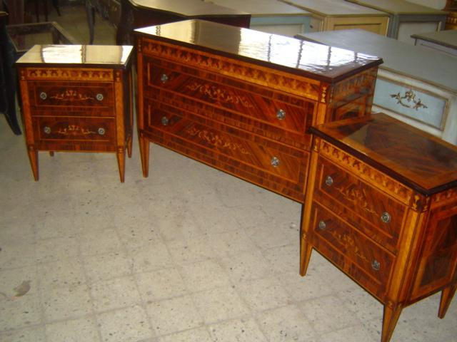 unbelievable Italian Chest Set (3 Pieces)